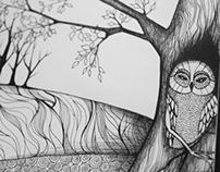 My love - trees