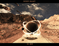 Desert Planet Photo Manipulation