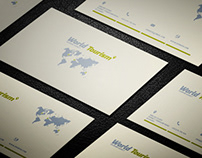 World Tourism Business Card
