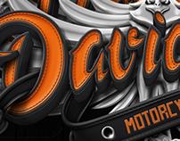 Harley Davidson Poster