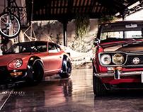 Jaime Kirste's Garage