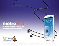 MetroPCS: Latin Grammy Ad