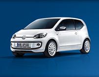 Volkswagen UP! Digital launch.