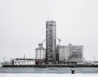 Nordhavn Silo