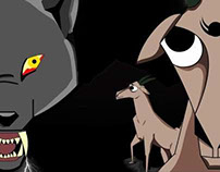 2D-Shera, The Chosen Goat Promo