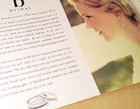 Belleza Bridal Brochure