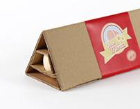"""""""Ovos do Monte"""" - Egg packaging"""
