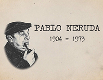 """Video """"Infografia de Pablo Neruda"""""""