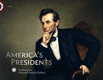 America's Presidents iPad App for the Smithsonian