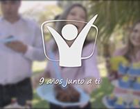 """Video """"Aniversario 9 Años NT"""""""