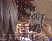 """Video """"Feliz Navidad"""" con Karina Do Canto"""