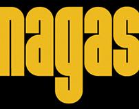 Nagasaki Typeface (HelloMuller)