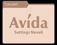 Avida Settings Nuvali - Concept Boards