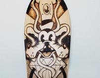 Burn Board