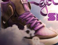 God loves sneakers…