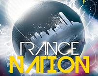 Trance Nation Flyer