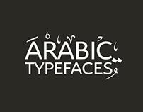 ARABIC typefaces
