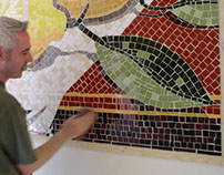 Lemon Mosaic - Radison Hotel Cavan