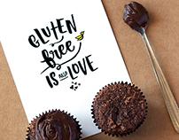 Lorelai Lovely Baking Letterings