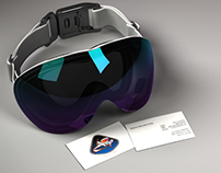 AMP Viewer Snow Goggle