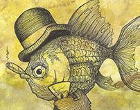 Bad Ass Goldfish