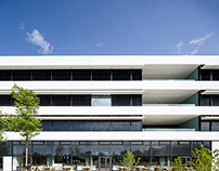 DSV Headquarter by PLH Architects (exterior)