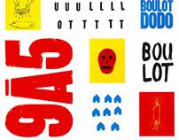 Métro, boulot, dodo | Posters