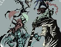 Element Ego Graphic Novel Cover