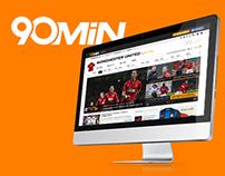 90min.com website
