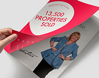 13,500 Properties Sold - A Real Estate Brochure