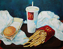 McDonalds Still Life