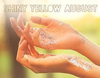 Shiny Yellow August