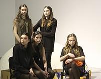 Ukrainian Fashion Week. Nadya Dzyak