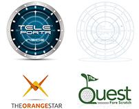 """Logos Collection """"TUV"""""""