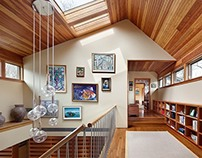 Mamaroneck Residence by Stephen Moser Architect