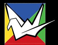 Dobrando Alegrias - Branding