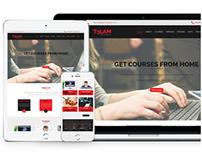 T3LAM & PSD Template