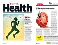AARP The Magazine: Redesign 2010