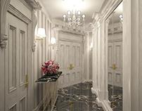 entrance design for Tuğcular