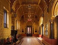 Baron von Derviz mansion