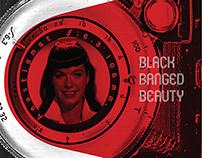 Black Banged Beauty