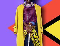TXTURE MAGAZINE (African Inspired)