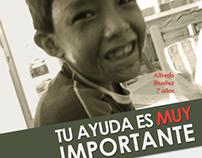 Campaña: Tu ayuda es muy importante