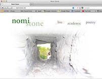 Nomi Stone Writing Website