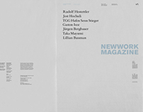 NEWWORK MAGAZINE, Issue 5