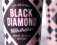 Black Diamond Milkshakes