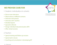 CARE - Advocacy for Remedial Education