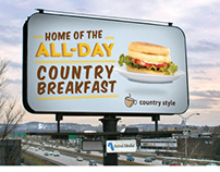 Country Style Rebrand