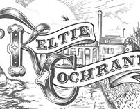 Keltie Cochrane marketing artwork