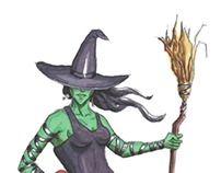 Wizard of Oz: Concept Design